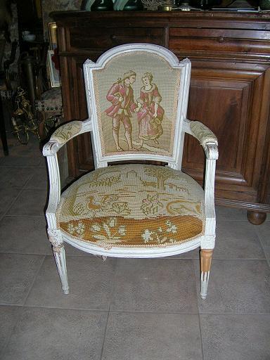 fauteuil louis xvi boutique. Black Bedroom Furniture Sets. Home Design Ideas